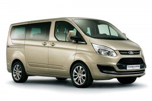Ford Tourneo Custom Concept Makes Global Debut