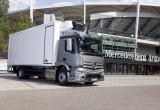Παγκόσμια πρεμιέρα Mercedes-Benz Antos