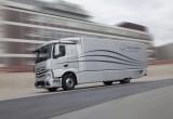 Φορτηγά Mercedes «σχίζουν» τον αέρα