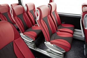 ComfortClass 500 seats