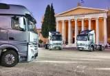 Η Mercedes-Benz στηρίζει τα Logistics