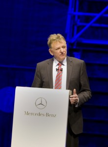 Andreas Renschler, Member of the Daimler AG Board of Management, Head of Daimler Trucks and Daimler Buses