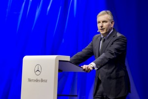 Stefan Buchner, Head of Mercedes-Benz Trucks