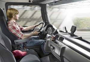 MAN TGL TGM Interieur