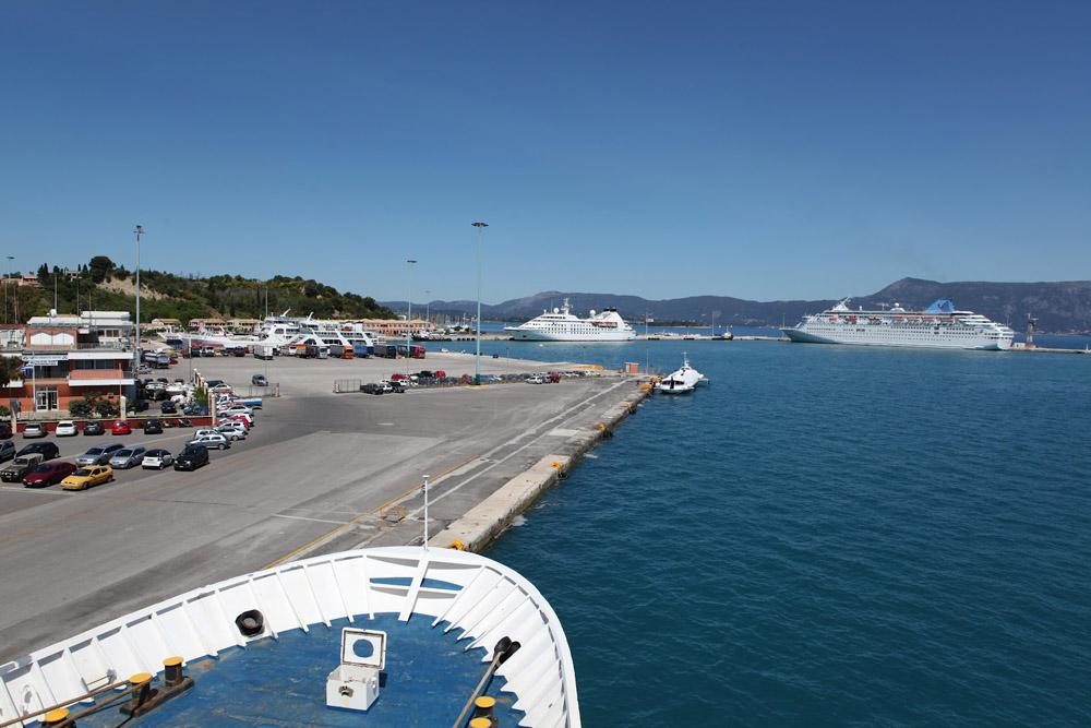 ECO λιμάνια… Βόλος, Κέρκυρα, Καβάλα