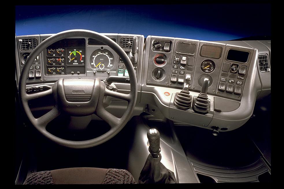 1990 - Scania 4-series