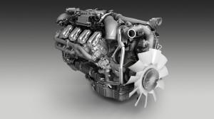 Scania 16-litre V8