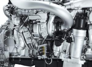 PACCAR MX 11-VTG Turbo