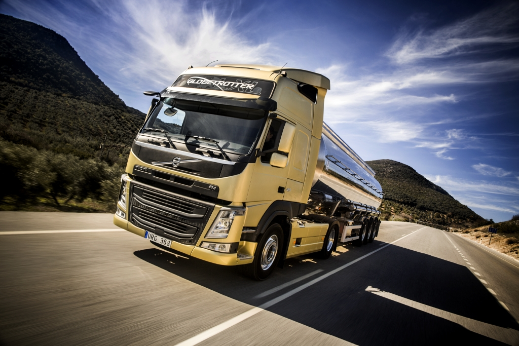 Το νέο φορτηγό-πασπαρτού της Volvo