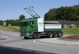 Τα φορτηγά Scania θα γίνουν… τρόλεϊ;