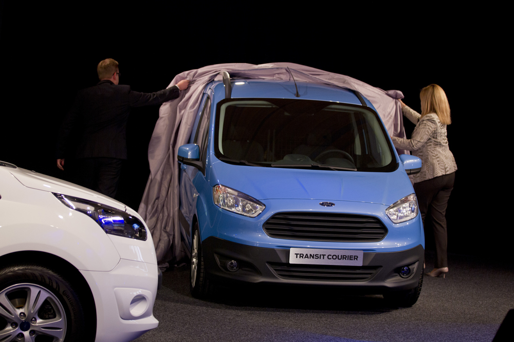 Ford CV Show 2013