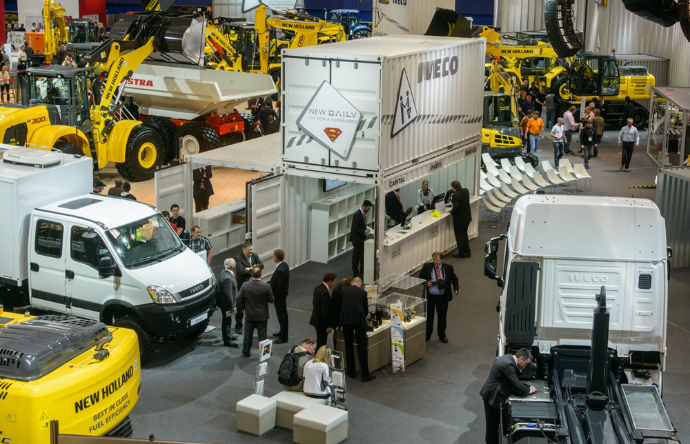Iveco stand