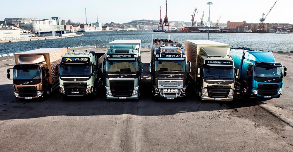 Volvo Complete Range