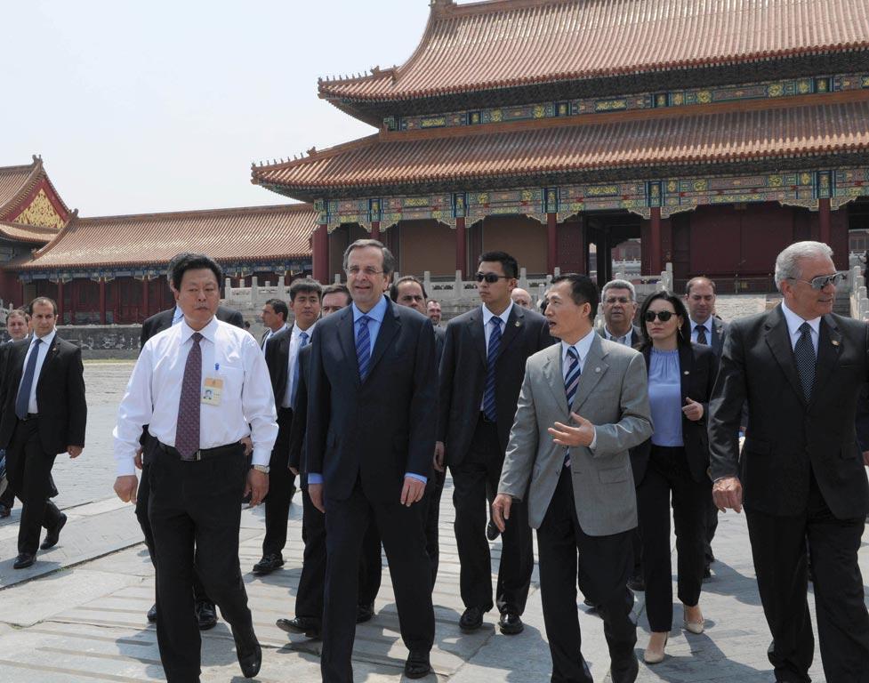 Έντονο κινεζικό ενδιαφέρον επένδυσης