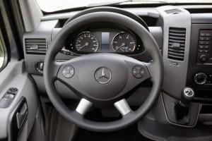 Sprinter Euro 6 interior