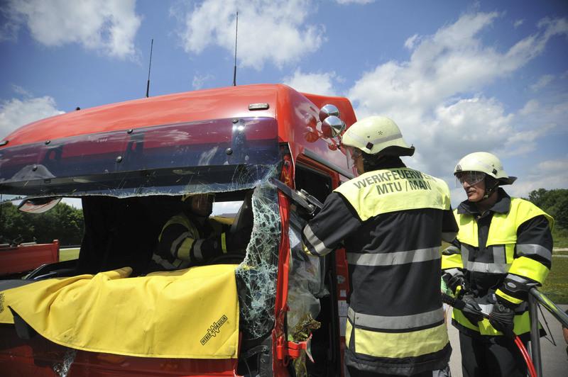 Οδηγοί Διάσωσης από τη MAN