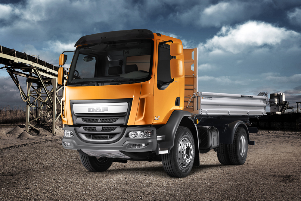 DAF New LF Construction