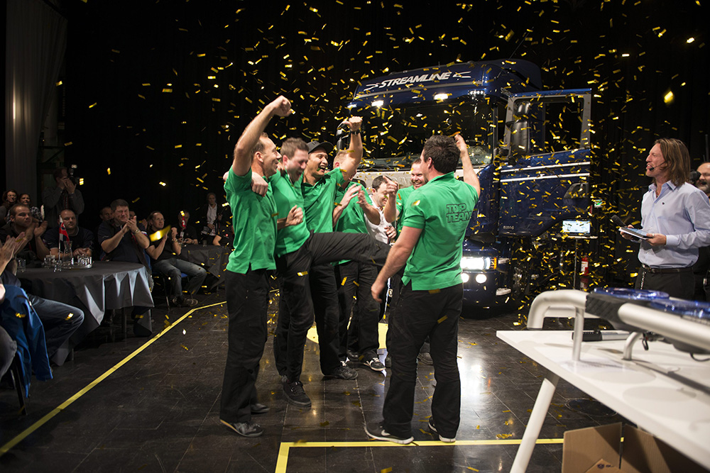 Scania Top Team World final 2013
