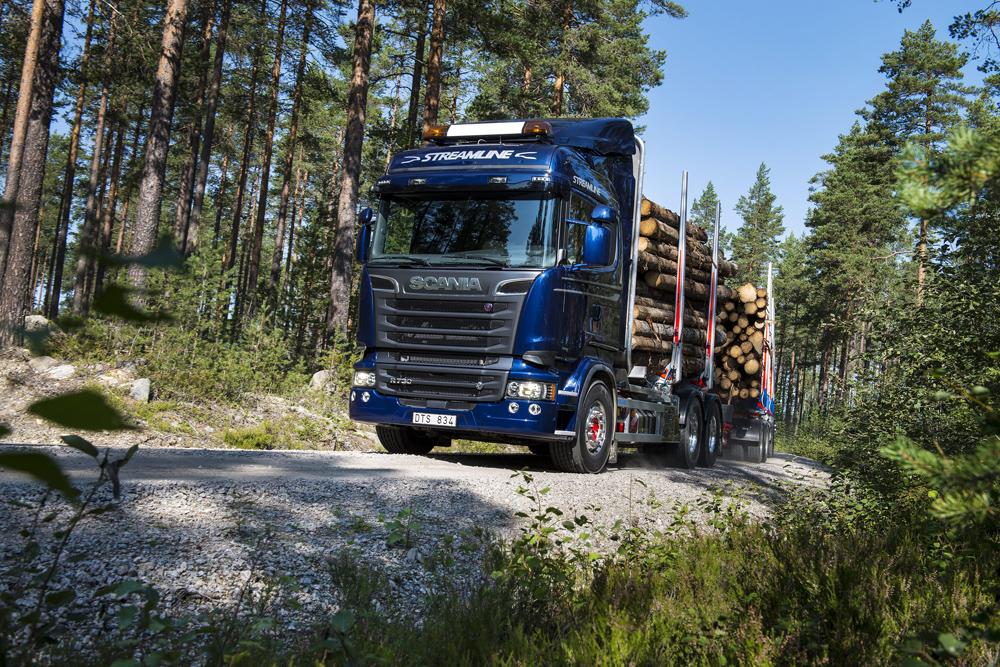 Scania R 730 6x4 Streamline