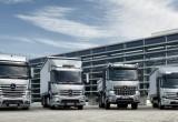 Mercedes: Υψηλότερο μερίδιο στα βαρέα
