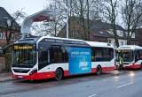 Ηλεκτρικά λεωφορεία Volvo ξεκινούν δρομολόγια στο Αμβούργο