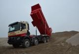Νέα εργοταξιακά φορτηγά Renault