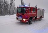 Φορτηγά Scania στους -60 βαθμούς Co!