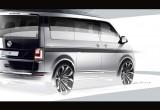 Πρώτη ματιά στο νέο VW Transporter