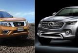 Mercedes-Benz… Navara!