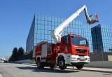 Νέα φορτηγά MAN στην Πυροσβεστική