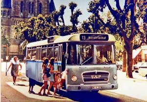 1961 MAN 750 HO