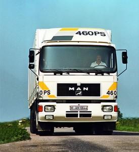 1986 MAN F90 series