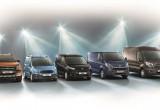 Πρωτιά Ford στα επαγγελματικά το 2015 χάρη στη νέα σειρά Transit