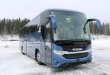 Νέο τουριστικό Scania