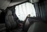 Το νέο Scania έχει αερόσακους – κουρτίνα